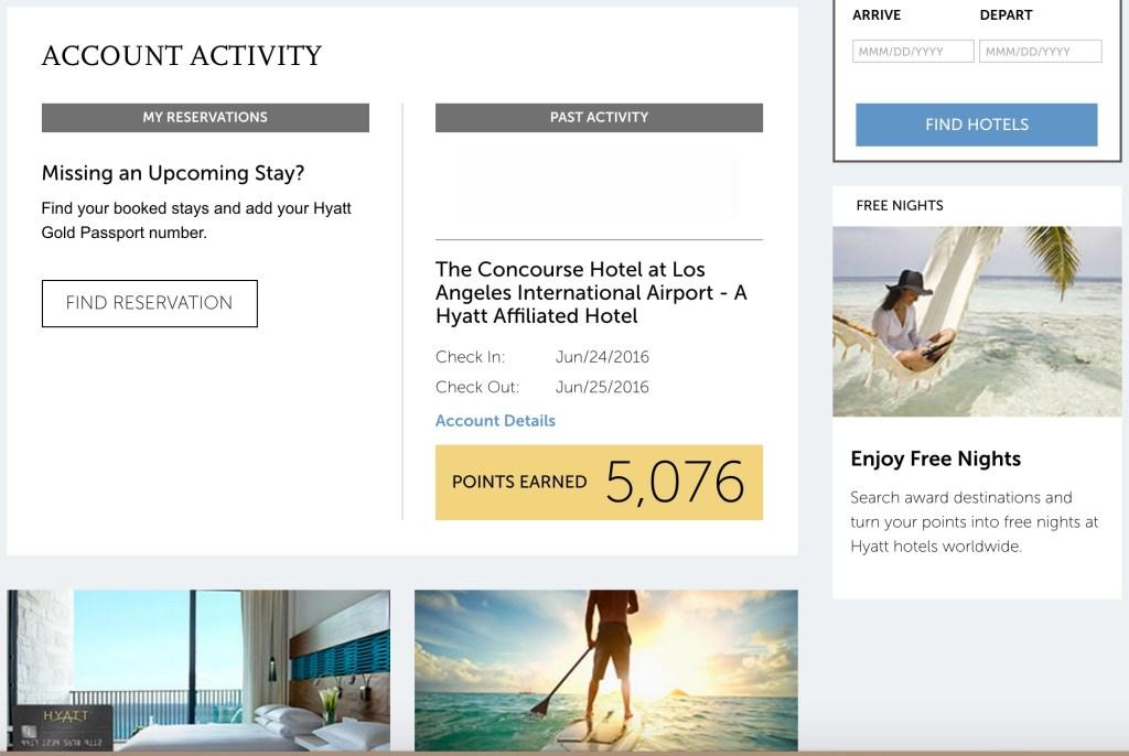 Gold Passport iweb site