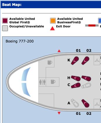 Elusive UA Seats