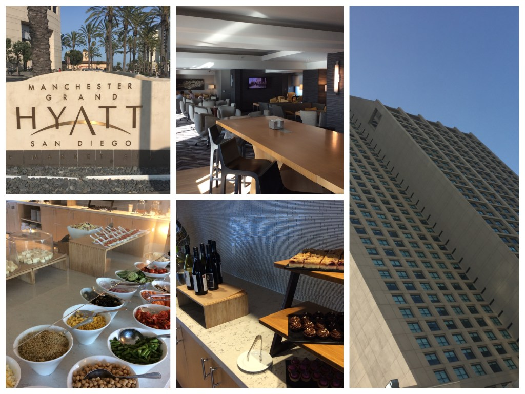 Manchester Grand Hyatt San Diego - Grand Club