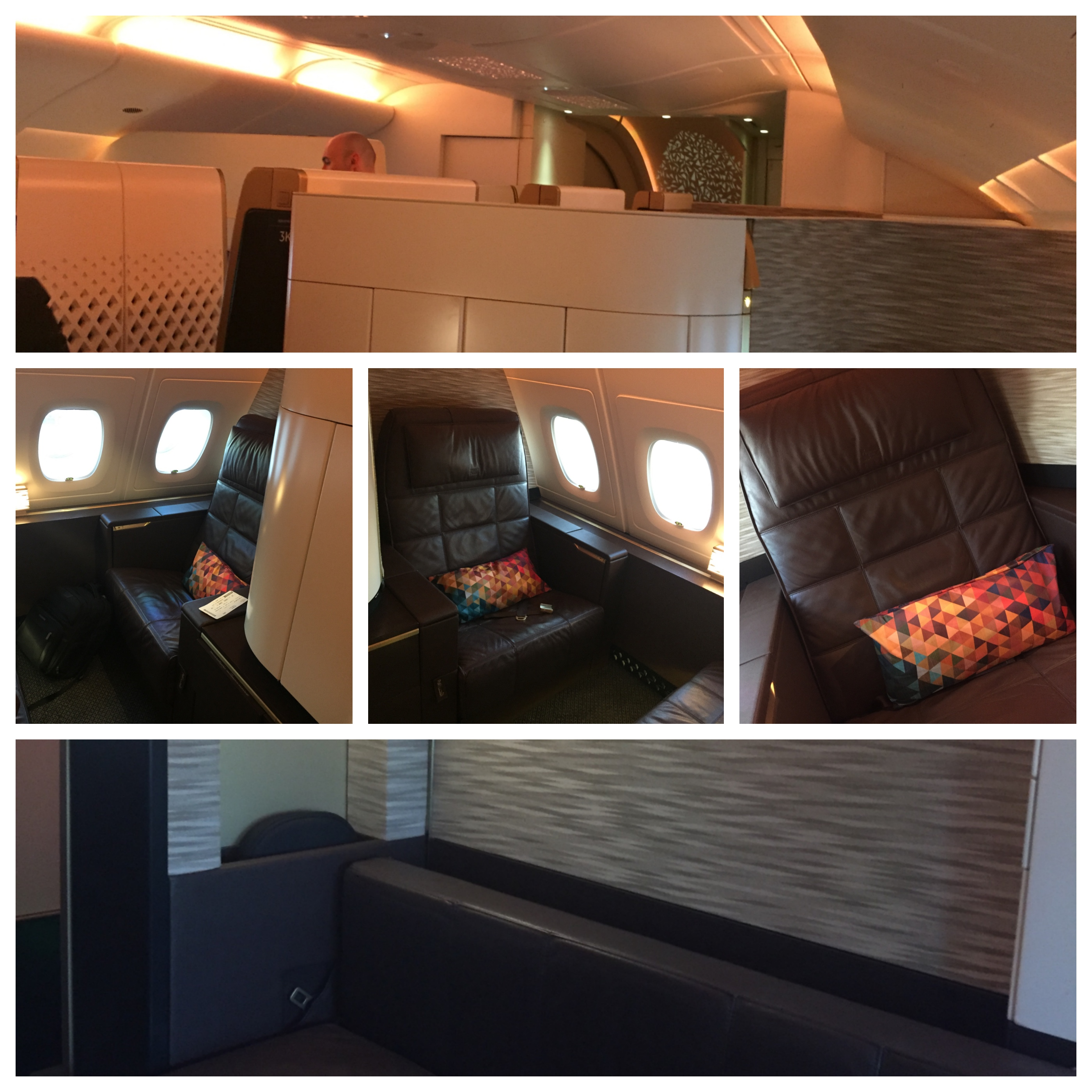Pic etihad airways a380 first class apartment 4k may 2015 - Etihad A380 1