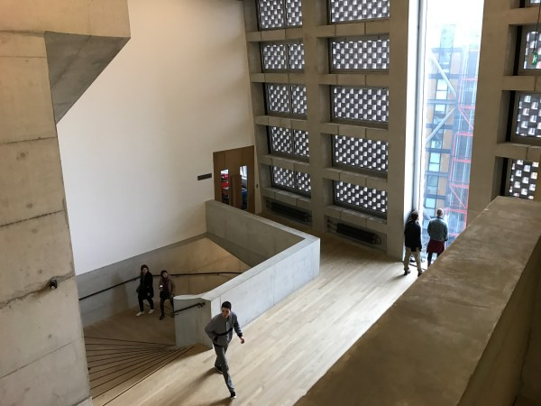 Tate Modern - Switch House Miles Blighty