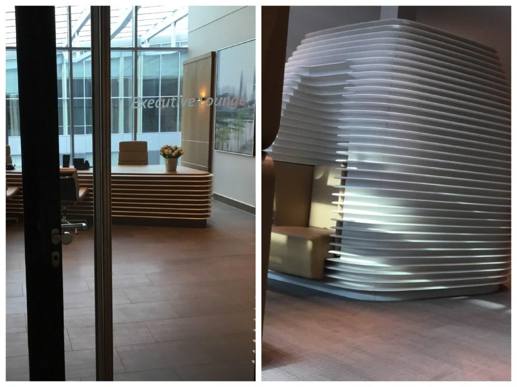 FRA Hilton Exec Lounge