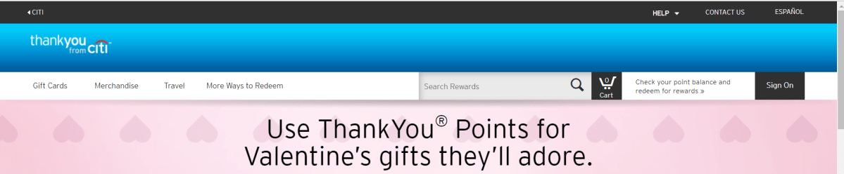 "Citi ThankYou Rewards ""Pay with Points"" at 1-800-Flowers.com - Deal or No Deal?"