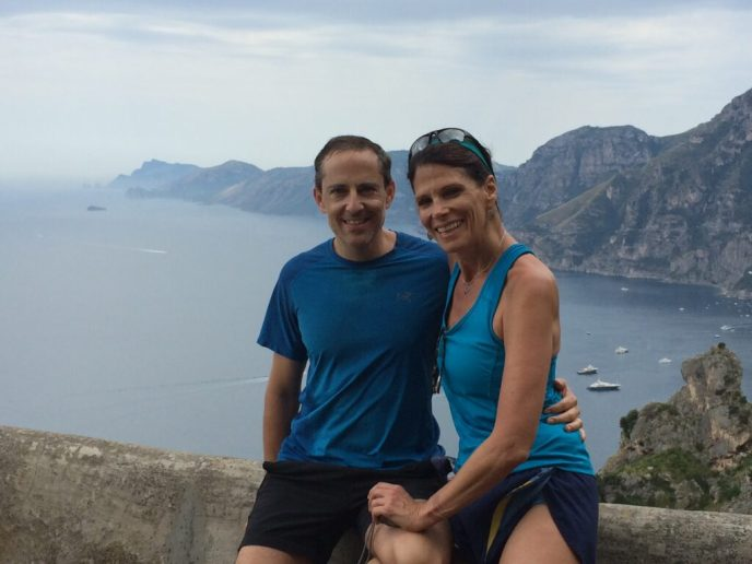 "Hiking the ""Path of The Gods"" along the Amalfi Coast. A trip made even more magnificent by flying Turkish Airlines Business Class home through Istanbul."
