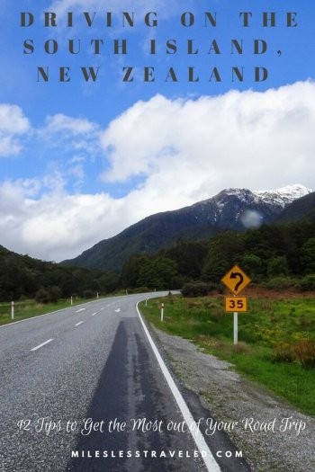 12 Tips for New Zealand Driving