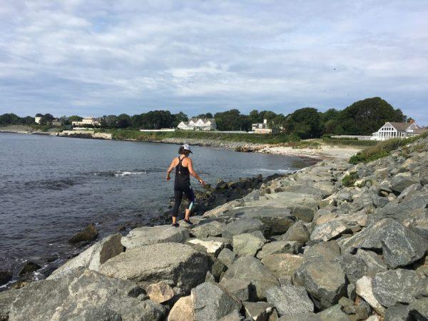 Newport Rhode Island Cliff Walk