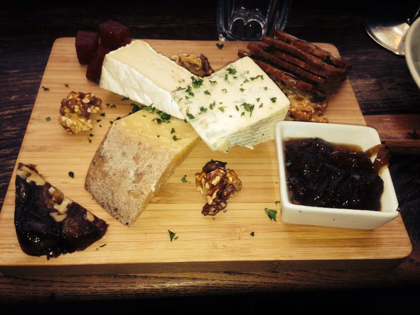 Cheese Plate Ireland