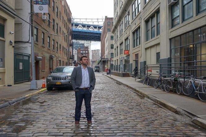 Dumbo Streets Booklyn NYC