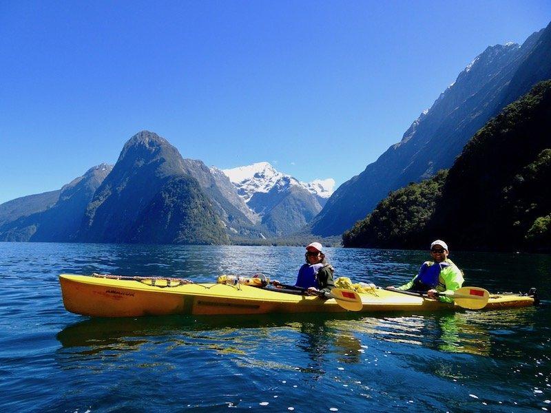 South Island Road Trip Milford Sound