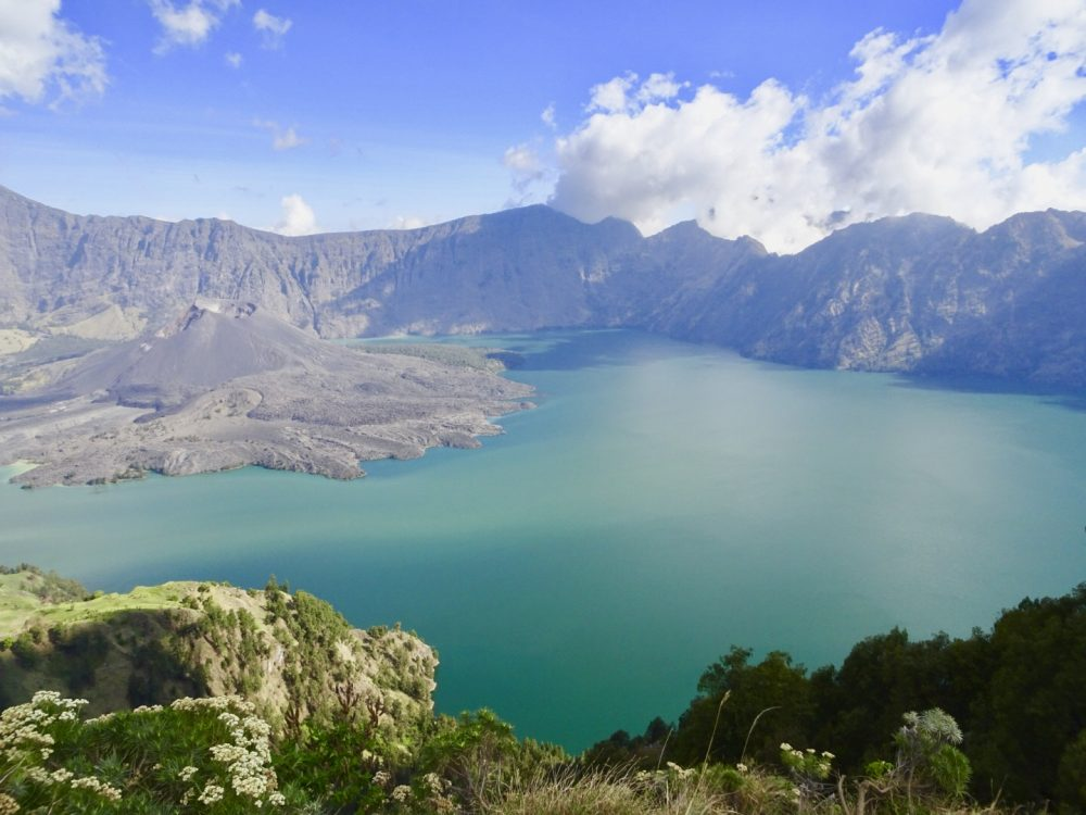 Embrace the Volcano | A Beginner's Guide to Trekking Mount Rinjani