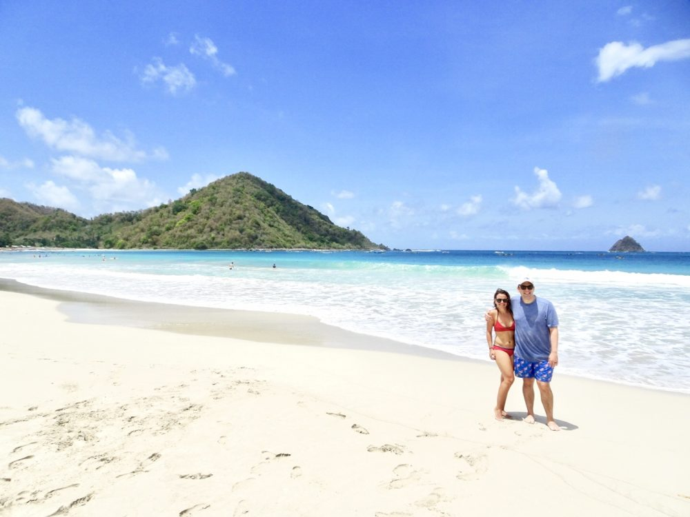 Exploring Kuta, Lombok in 72 Hours | Beautiful Beaches, Friendly People, and a Funky Surfer Vibe