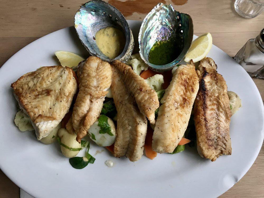 Food Travel New Zealand Fish