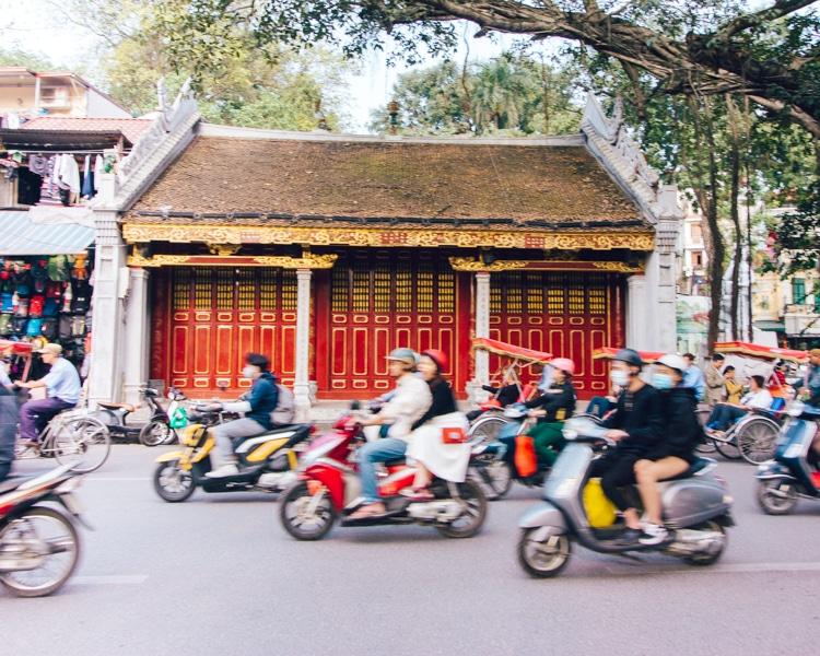 Old Quarter in Hanoi Things to do in Hanoi