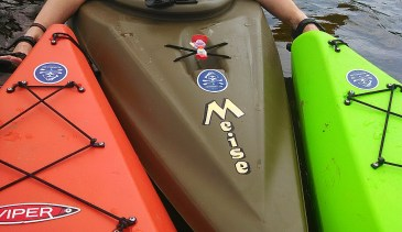 Friends of Miles Paddled