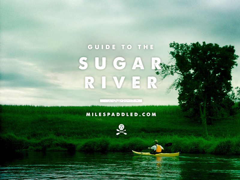 Sugar River Paddle Guide