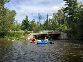 Bois Brule River