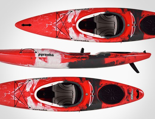 Pyranha Fusion Kayak