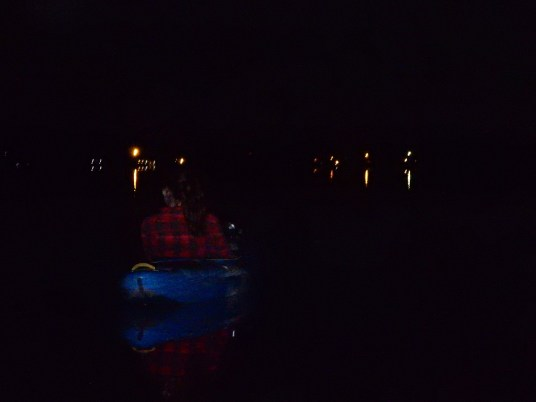Yahara River Full Moon Paddle