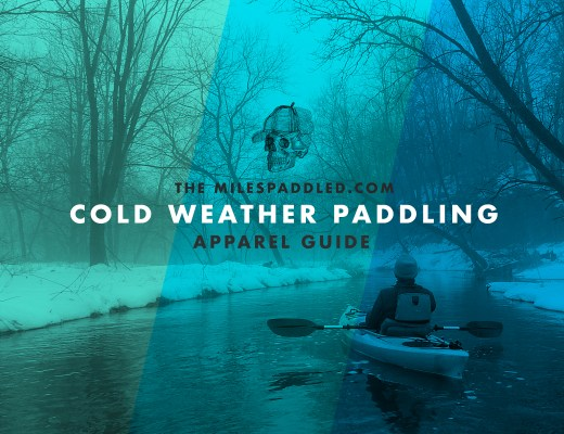 Cold Weather Paddling Apparel