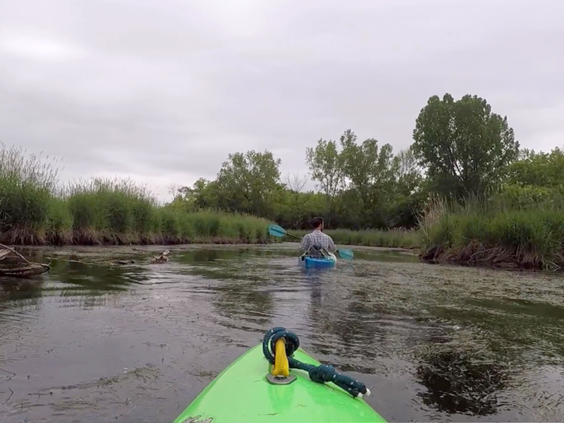 Pewaukee River Video