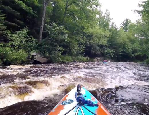 Eau Claire River Video