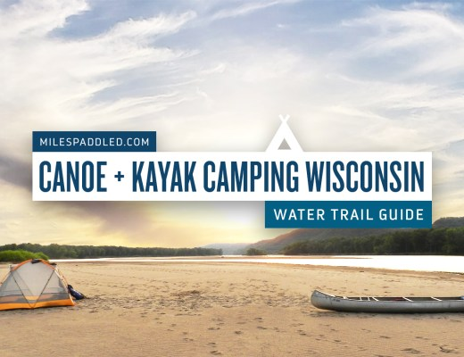 Canoe and Kayak Camping Water Trail Guide