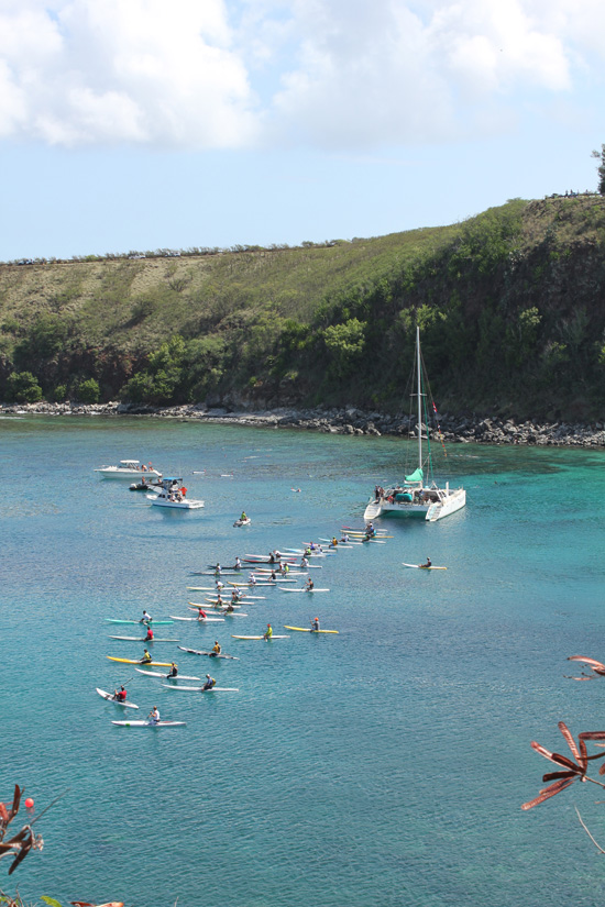 Paddleboard competition 2