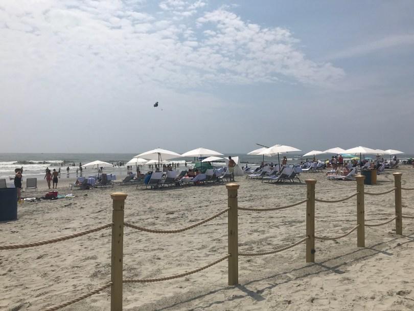 Hard Rock Atlantic City Beach