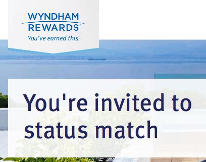 wyndham status match