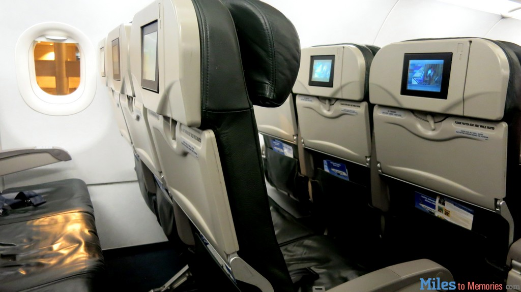 Around The World Intro Amp Frontier Airlines Review Las Iad