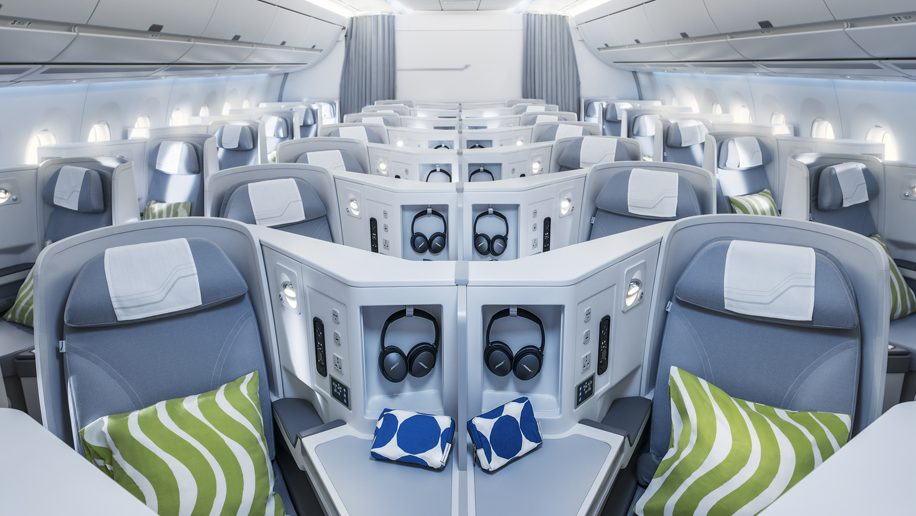 Finnair-A350-business-class-cabin-general-view-cruise_72-916x516