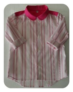 Chemise fille 4 ans