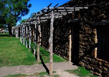 Mission San Jose Native American Quarters
