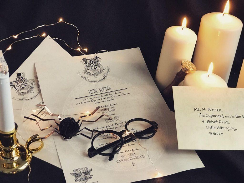 Harry Potter Party Deko Affordable Blog Inspiration Ideen