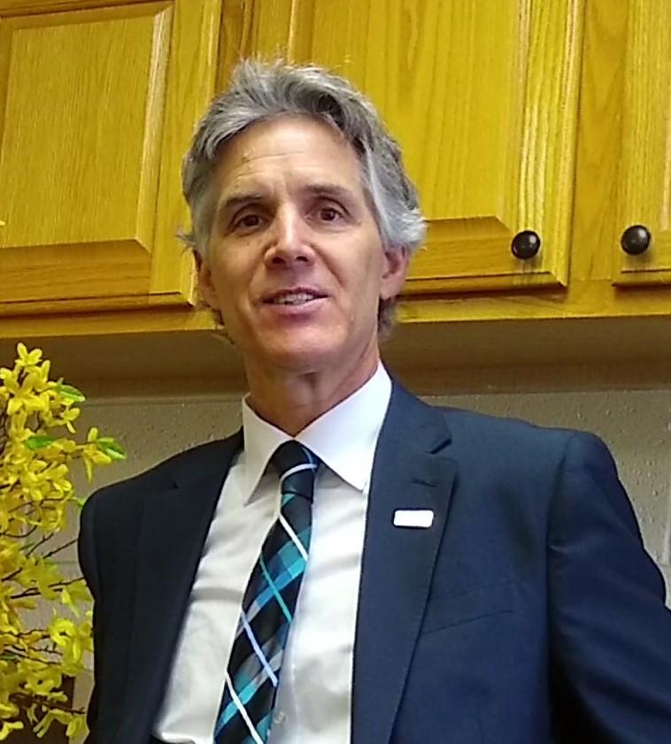 Pastor Doug McMunn