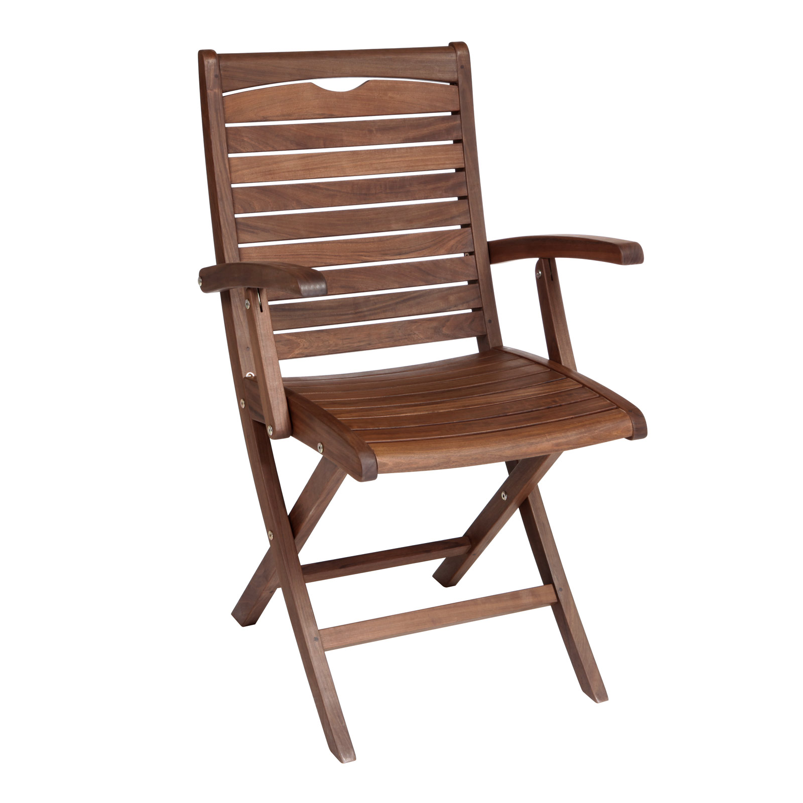 Patio Folding Chairs Milgreen Patio Furniture Ipe Topaz Folding Chair 6238 Milgreen