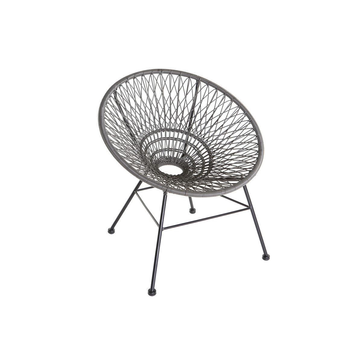Awesome Fauteuil De Jardin Ovaly Contemporary - House Design ...