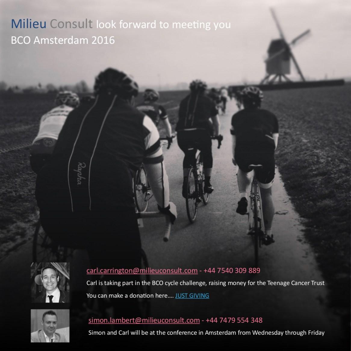 BCO Amsterdam Website