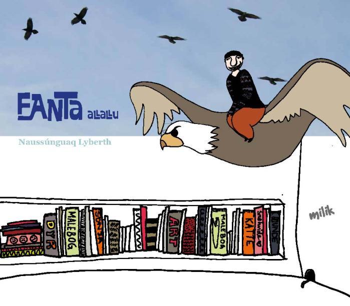 den gode børnehave, børn, opgavebog, grønland, greenland, milik publishing
