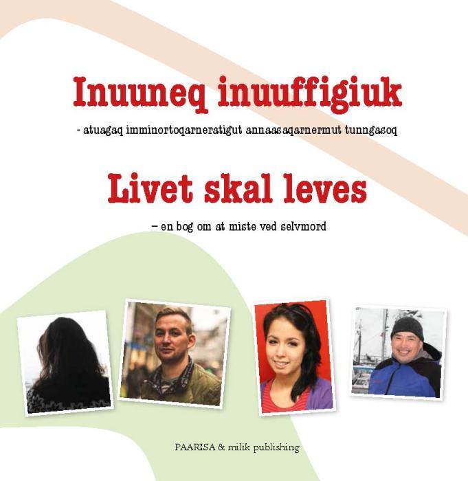 interviews, selvmord, grønland, milik publishing