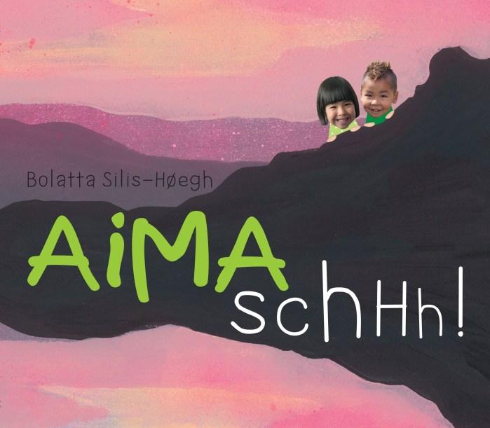 Aima, børnebøger, Bolatta Silis-høegh, grønland, milik publishing