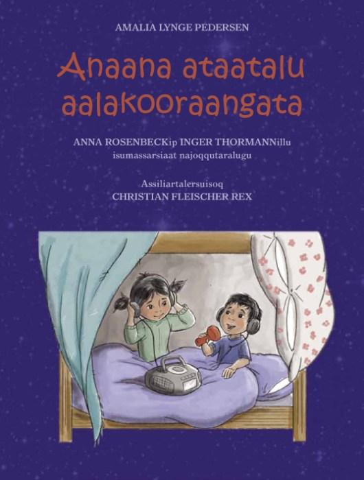 Samtalebog, børne, grønland, greenland, milik