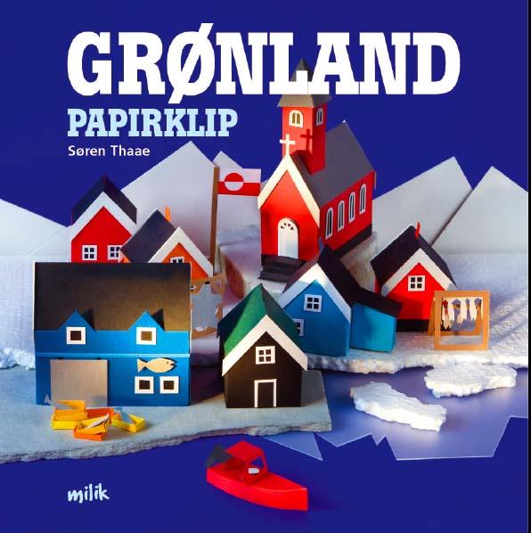 Hobby, papirklip, Thaae, grønland, greenland, milik