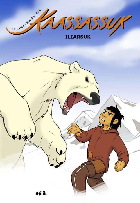Kaassassuk, sagn, grønland, milik publishing
