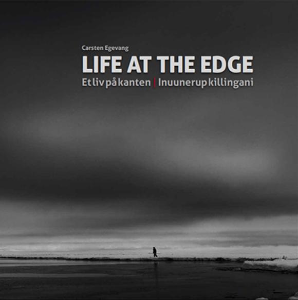 Carsten Egevang, fotobog, grønland, greenland, milik publishing