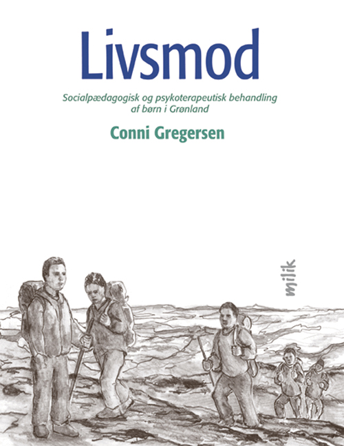 Psykologi, bog, Conni Gregersen, grønland, milik publishing