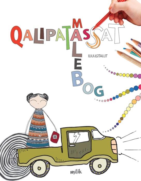 malebog, aktiviteter, for børn, milik publishing