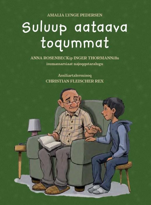 Bog, samtalebog af Amalia Lynge Pedersen, grønland, greenland, milik publishing