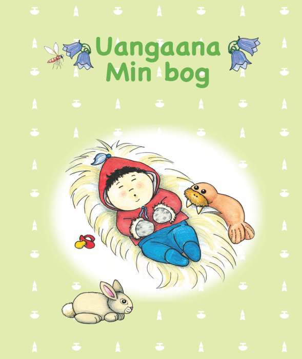 barnets bog, grønland, milik publishing