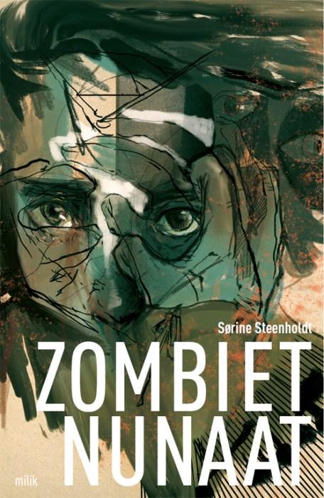Zombieland, bog, noveller, Sørine Steenholdt, Grønland, milik publishing